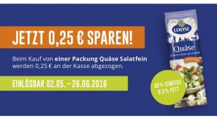 Quäse-Couponing-Aktion in Fitnessstudios