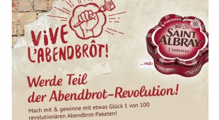 Abendbrot-Aktion mit Saint Albray