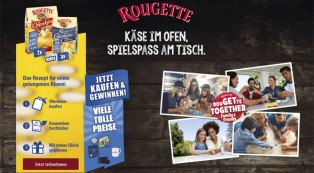 Rougette-Promotion mit Ravensburger