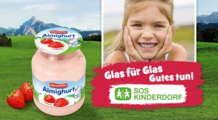 Spendenaktion für SOS-Kinderdorf