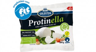 Protinella powert mit Fit for Fun