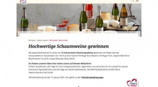 Chat & Win mit Savencia