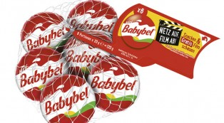 Gratis-Video mit Mini Babybel