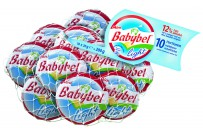 Mini Babybel® Light 10er Netz