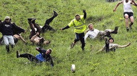Cheese Rolling 2016